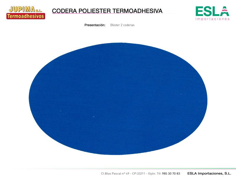 Carta colores codera JUPIMA poliester
