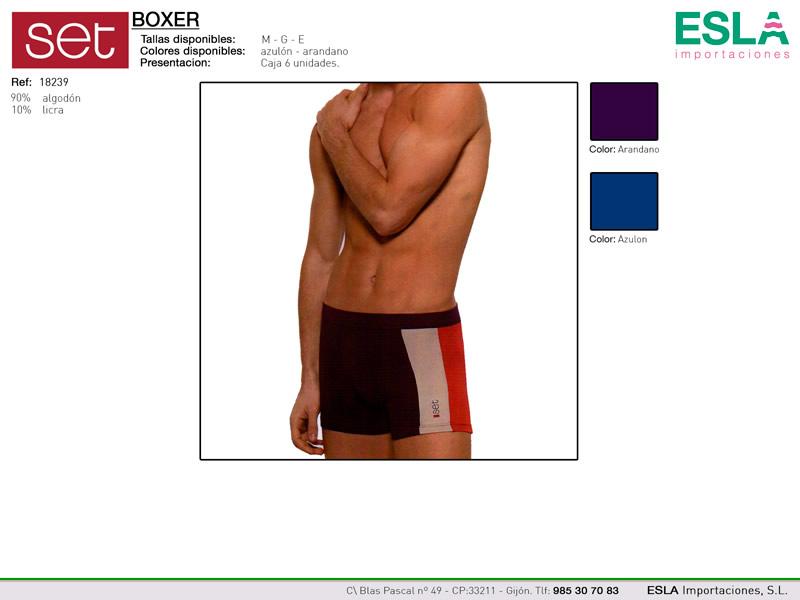 Boxer elastico, Set, Ref 18239