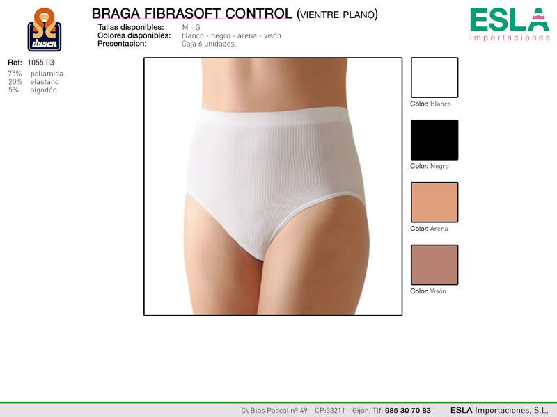Braga fibrasoft control, Dusen, Ref 1055.03
