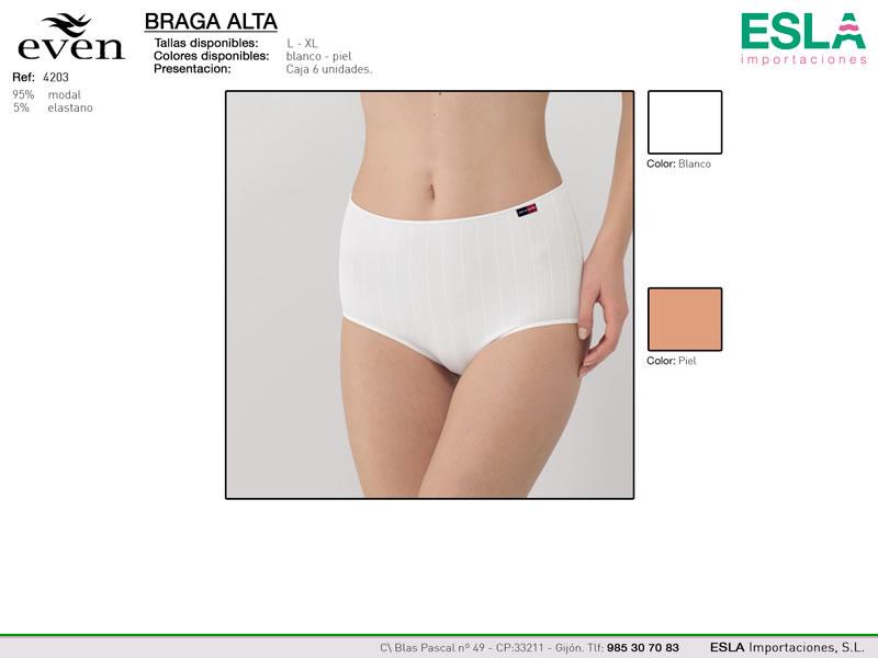 Braga Alta Jacquard, Even, Ref 4203