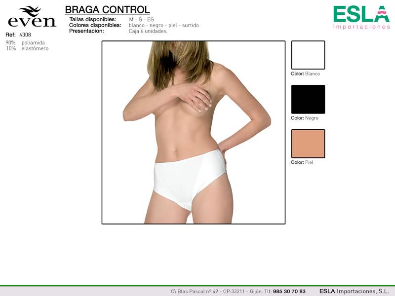 Braga control Lisa, Even, Ref 4308