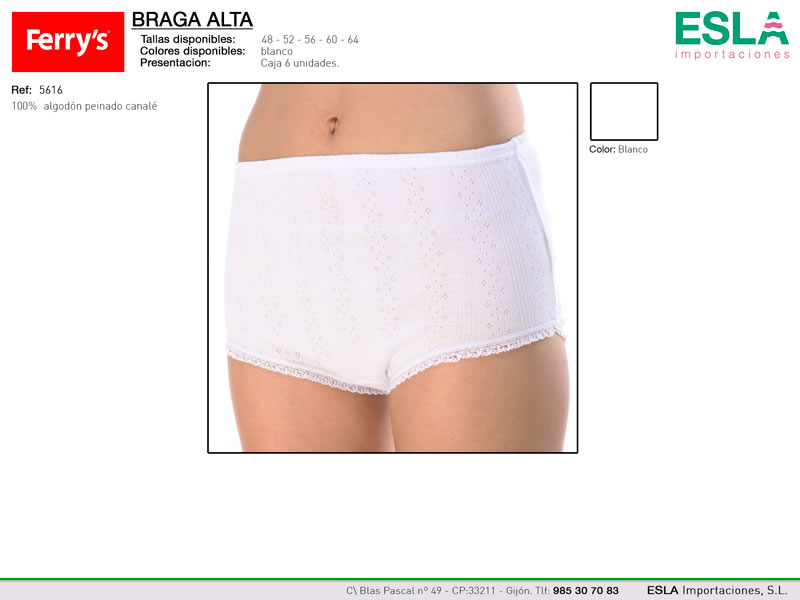 Braga clasica , canale, Ferrys, Ref 5616