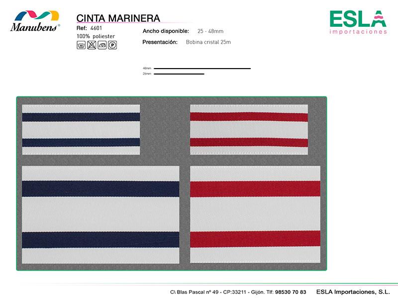 Cinta Marinera, Manubens, Ref 4601