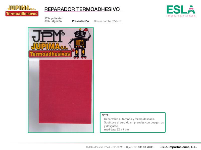 Tela reparadora termoadhesiva, Jupima, Ref: REPARADOR-JUPIMA