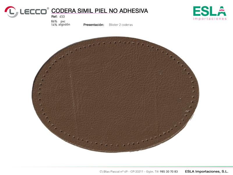 Codera simil piel, Lecco, Ref 453