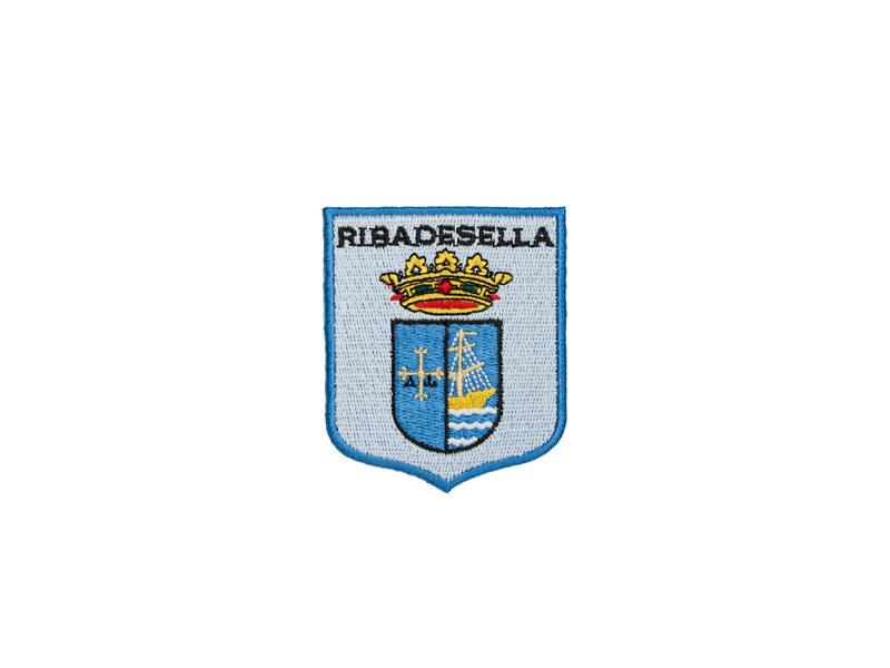 Parche termoadhesivo, Ribadesella,  Ref: Ribadesella