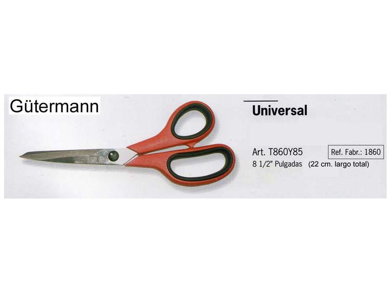Tijera universal, Guetermann, Ref 1860