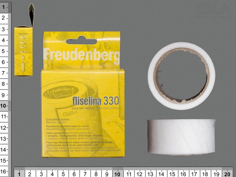 Cinta termoadhesiva, Fliselina 330, Freudenberg, Ref 330-310