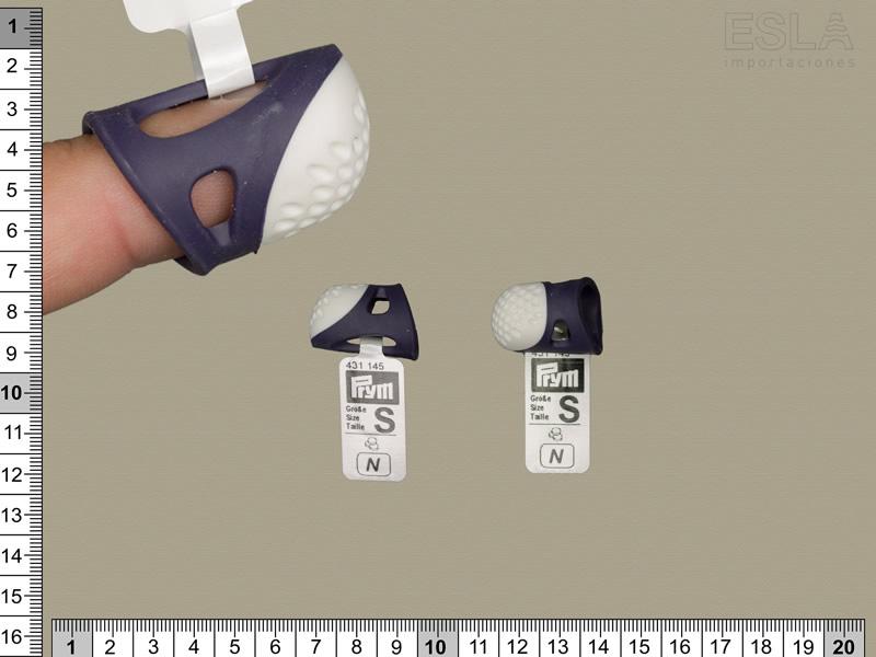 Dedal ergonómico, tala S, Soft comfort, PRYM, Ref 431145
