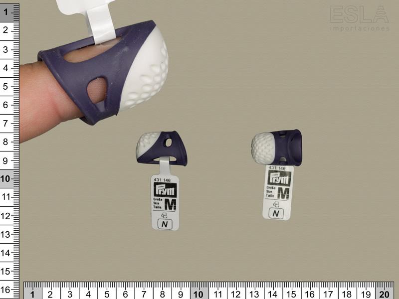 Dedal ergonómico, tala m, Soft comfort, PRYM, Ref 431146