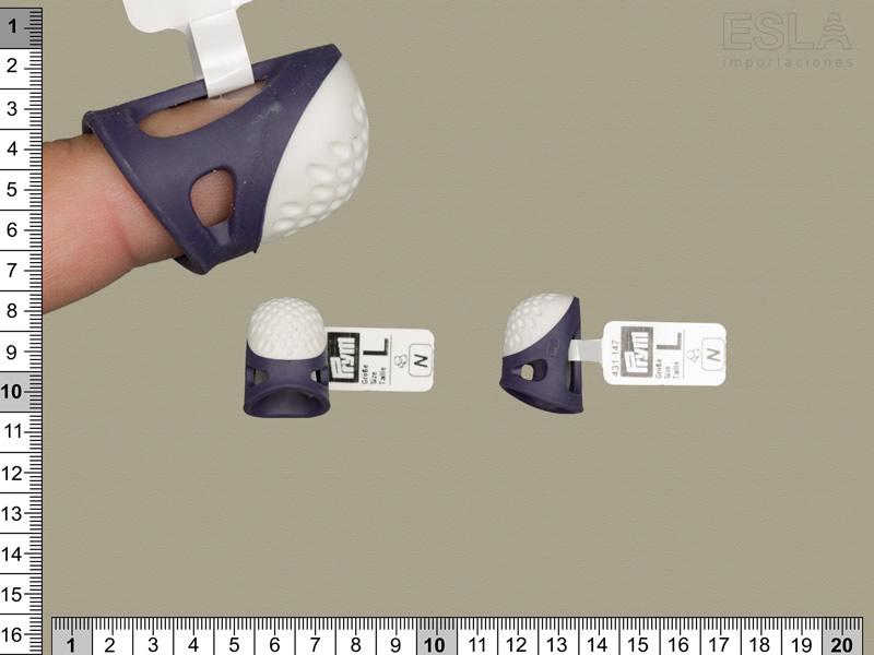 Dedal ergonómico, tala L, Soft comfort, PRYM, Ref 431147