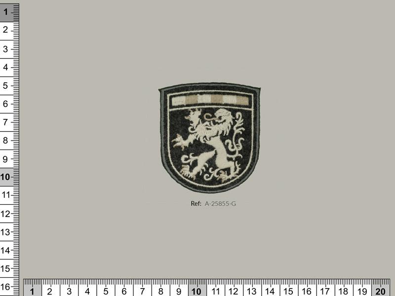 Termoadhesivo escudo, Ref A-25855-G