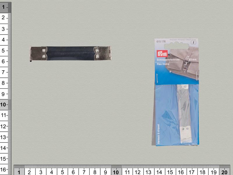 Cierre clip metálico, PRYM, Ref 615176