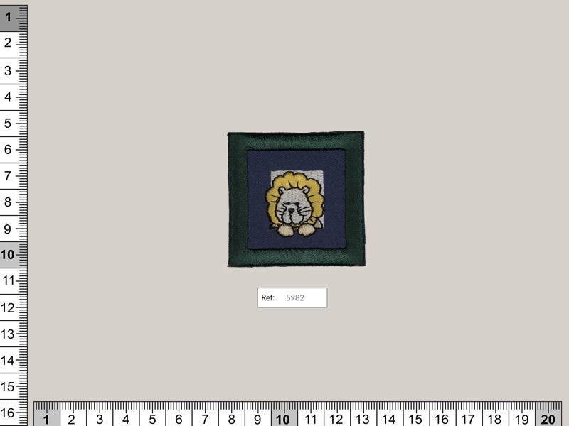Termoadhesivo leon, Ref 5982