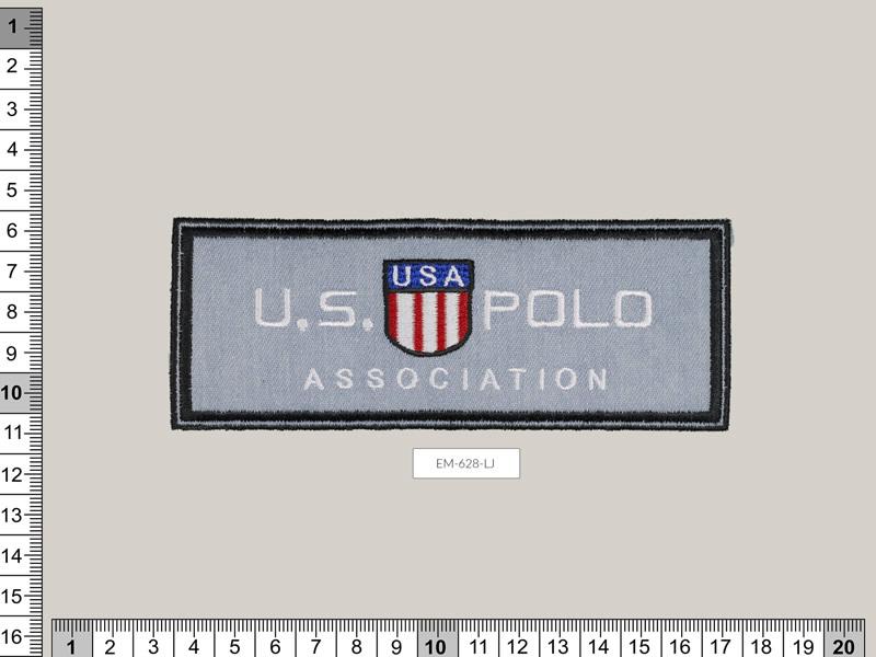 Termoadhesivo US POLO ASSOCIATION, Ref EM-628