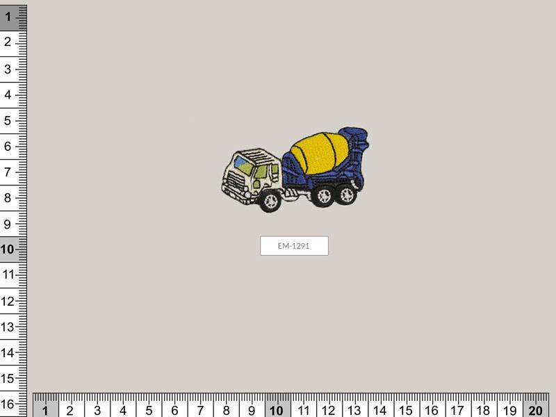 Termoadhesivo camión, Ref EM-1291