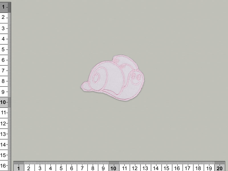 Termoadhesivo caracol, ref 58833