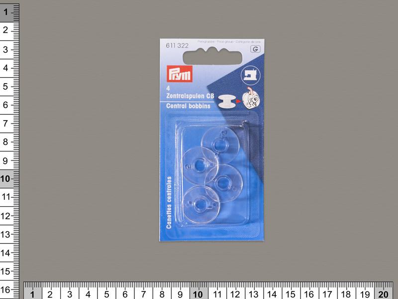 Canilla plástico, blister 4 unidades, ref 611322