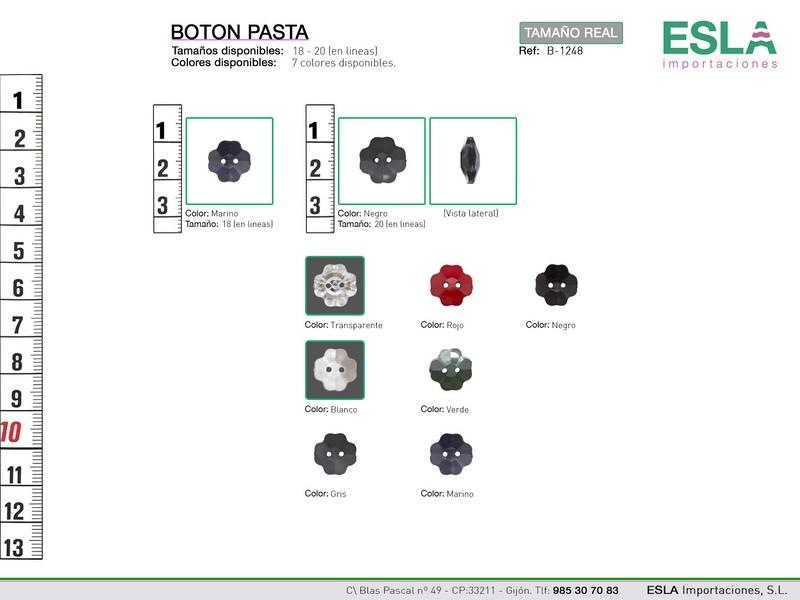 boton pasta B-1248