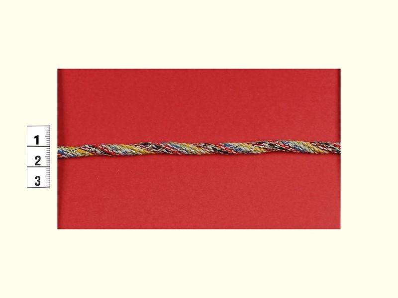 cordón lino lurex 4025