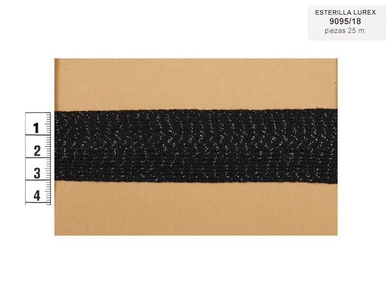 Esterilla lurex 9095/18