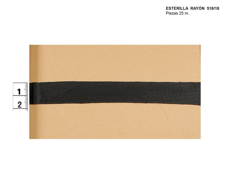 Esterilla rayón 518/18