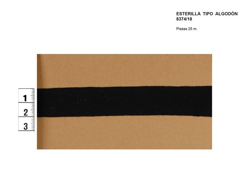 Esterilla tipo algodón 8374/18
