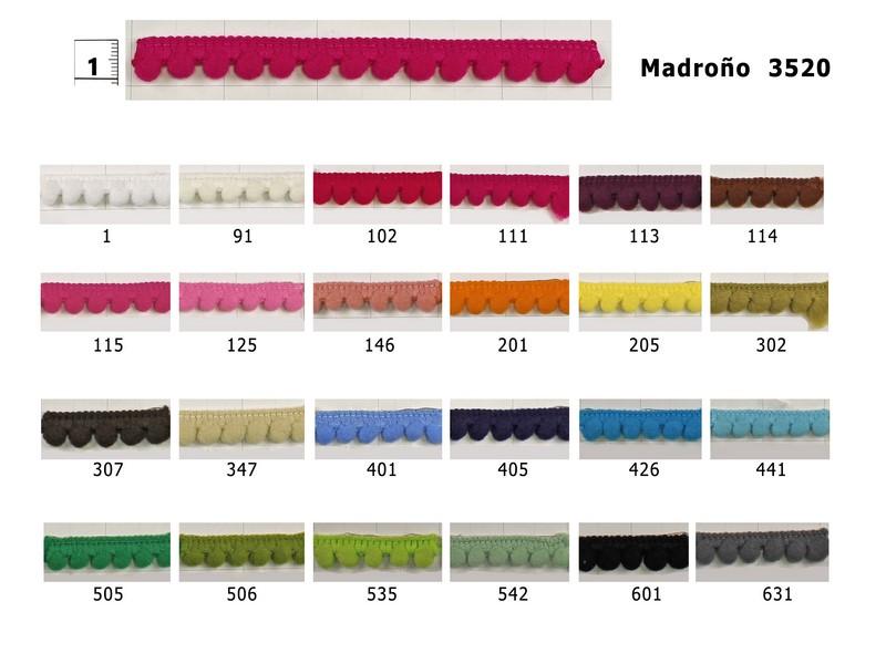 Madroño 3520