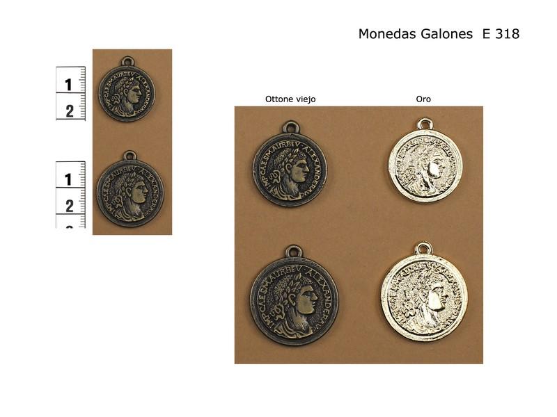 Moneda galón E318