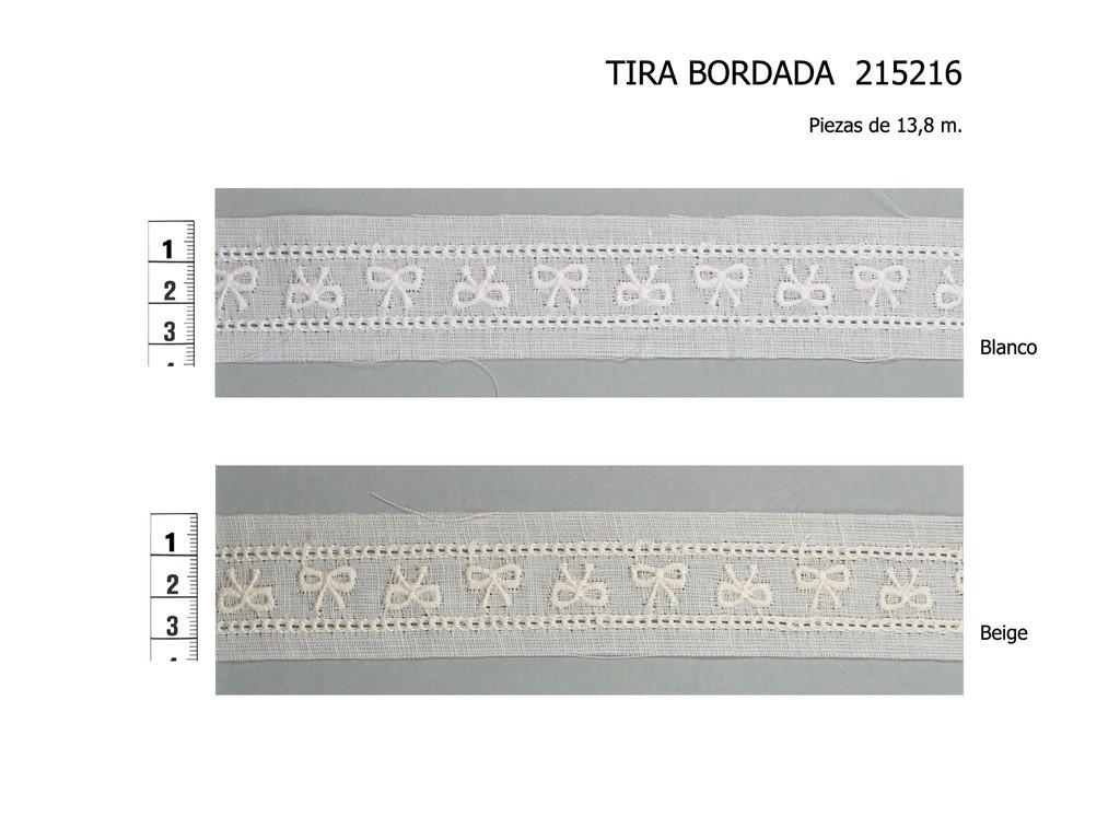 Tira bordada 215216