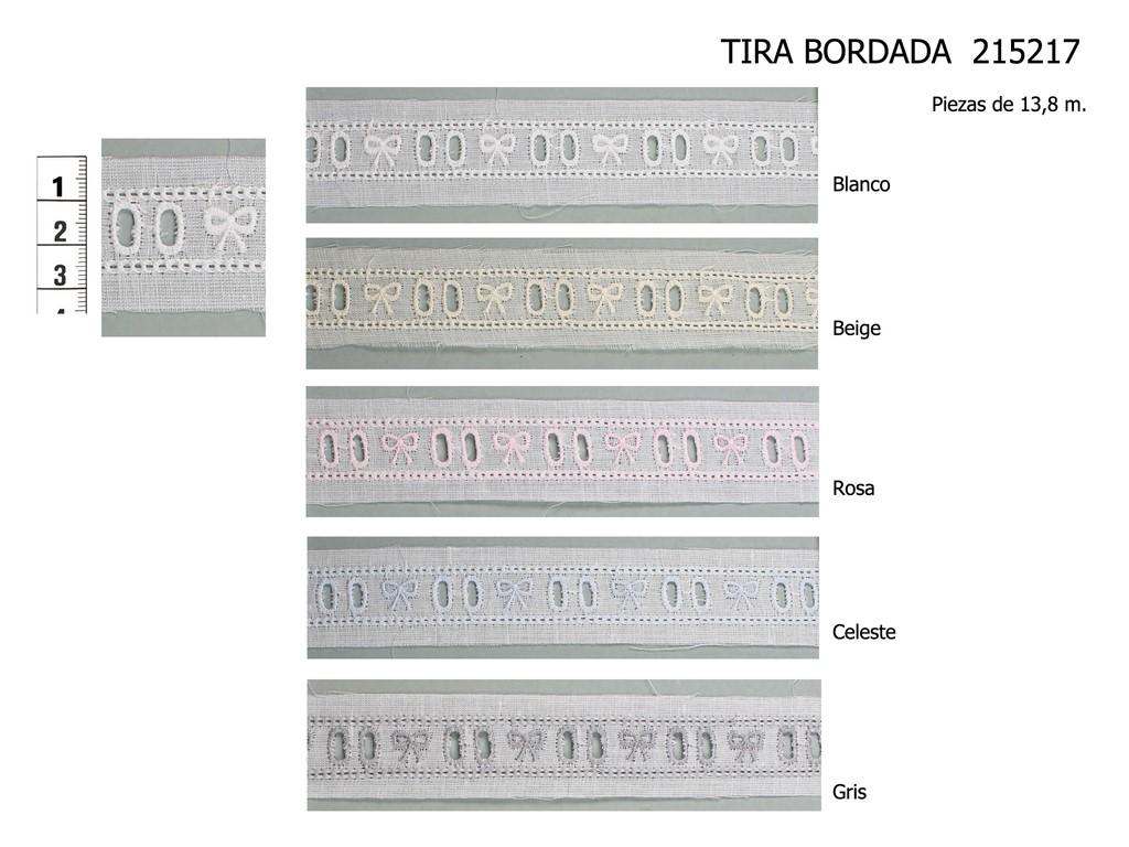 Tira bordada 215217