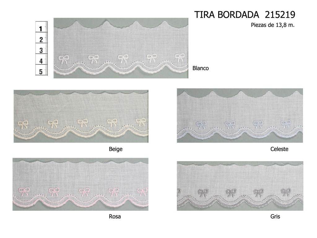 Tira bordada 215219