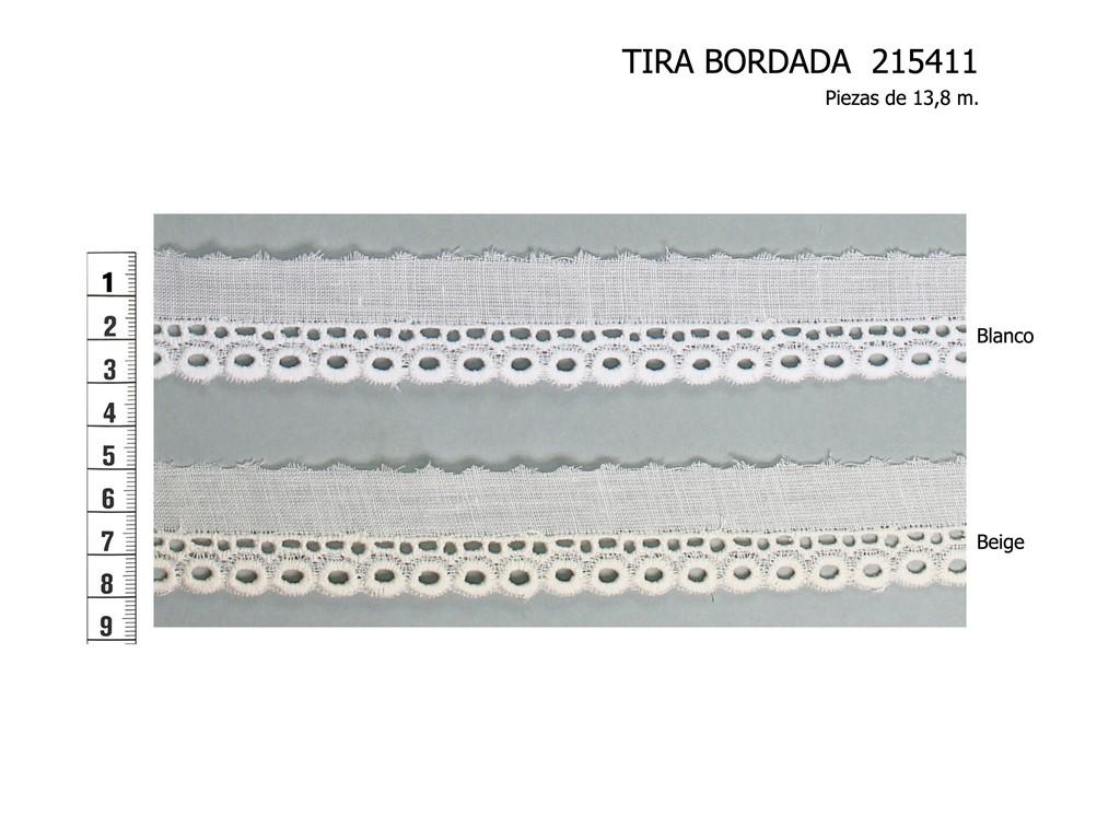Tira bordada 215411