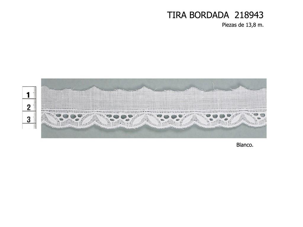 Tira bordada 218943