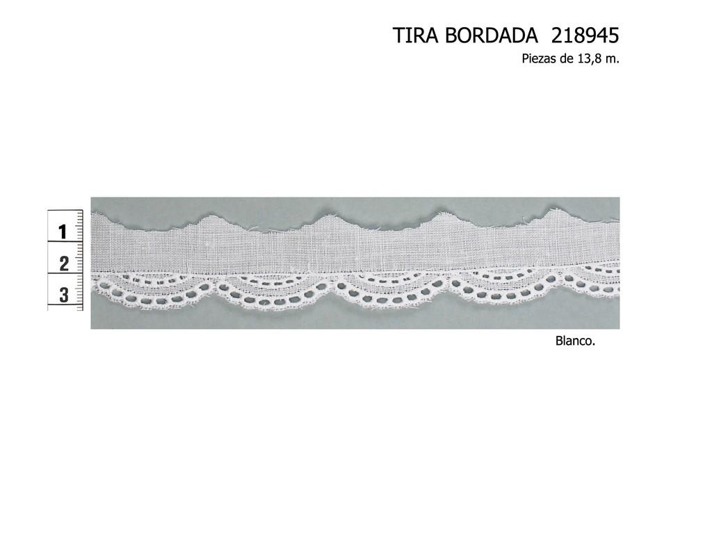 Tira bordada 218945