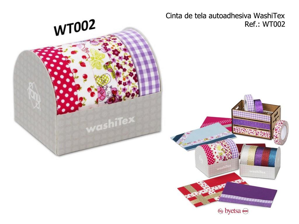 Cinta washitex WT002