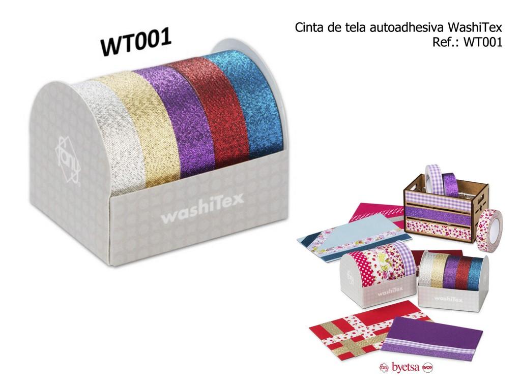 Cinta washitex WT001