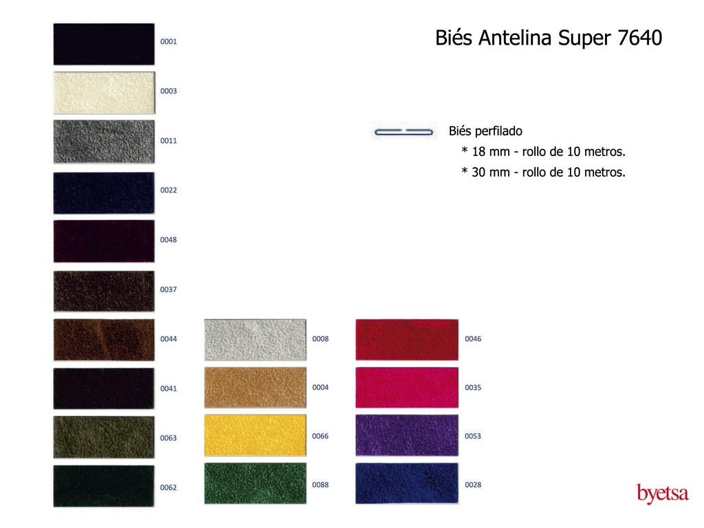 Bies 7640 antelina super byetsa