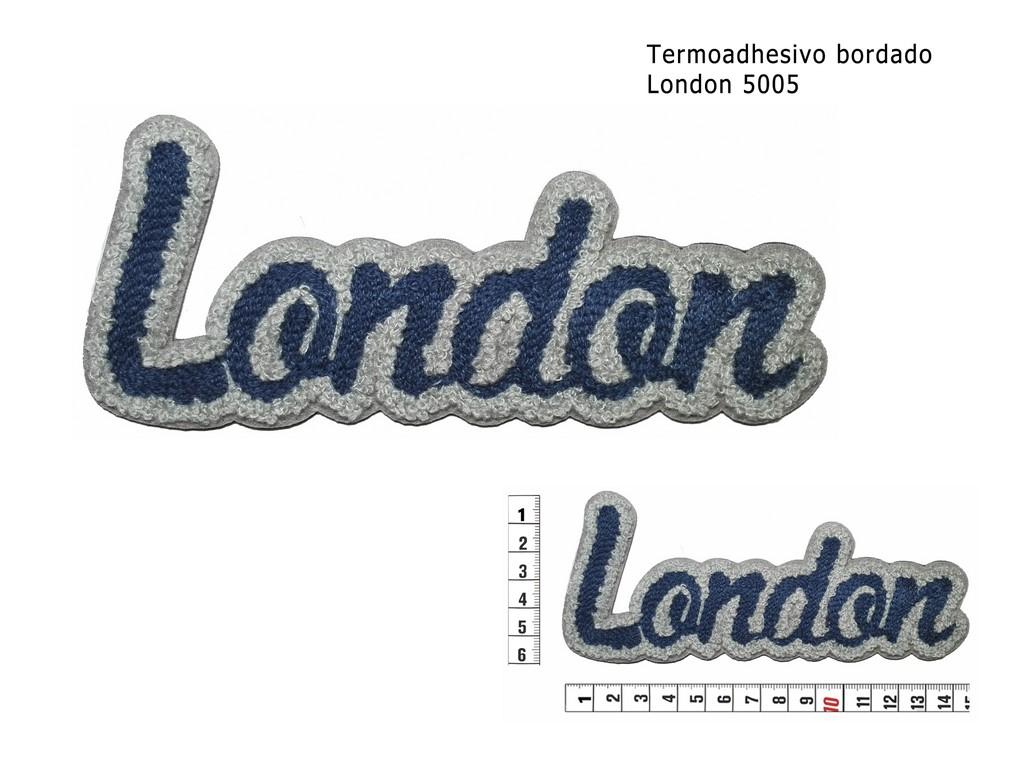Termoadhesivo bordado London 5005