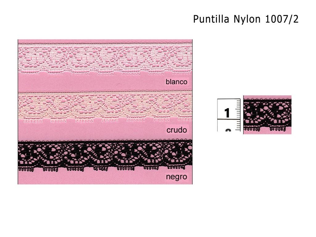 Puntilla nylon 1007/2