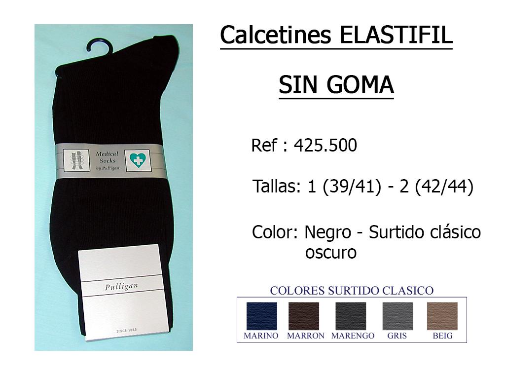 CALCETINES elastifil 425500