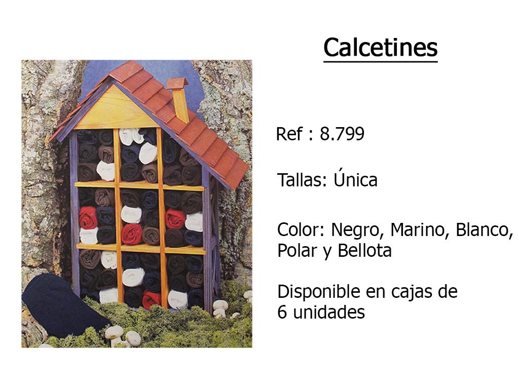 CALCETINES casita alpina 8799