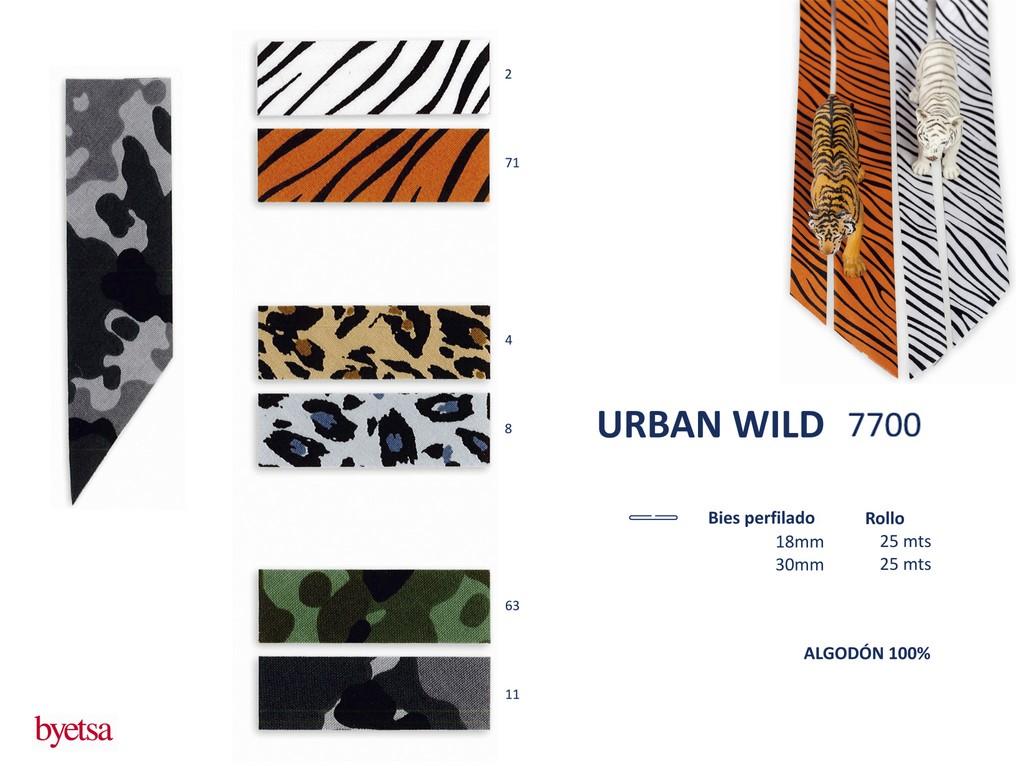 Bies urban wild 7700