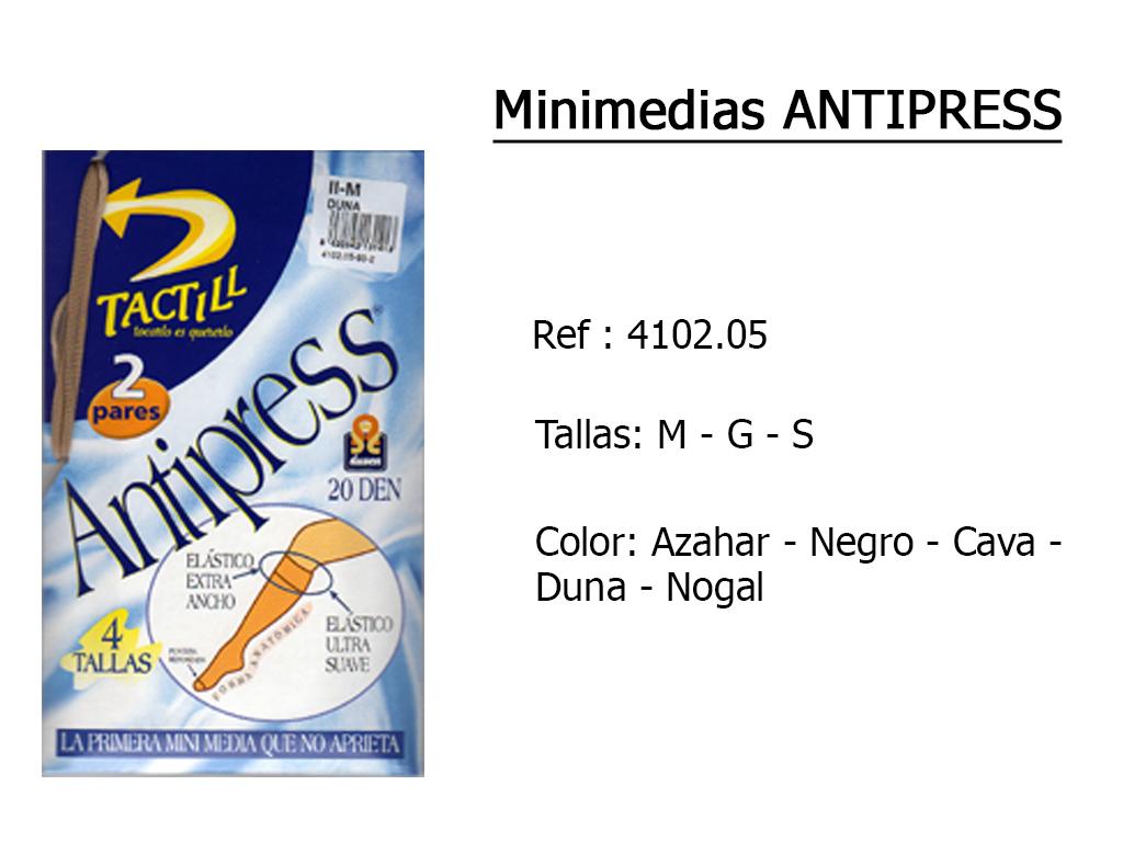 MINIMEDIAS antipress 410205