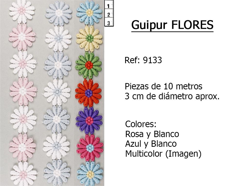 GUIPUR flores 9133