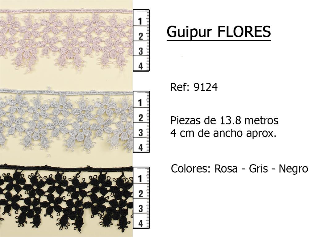 GUIPUR flores 9124