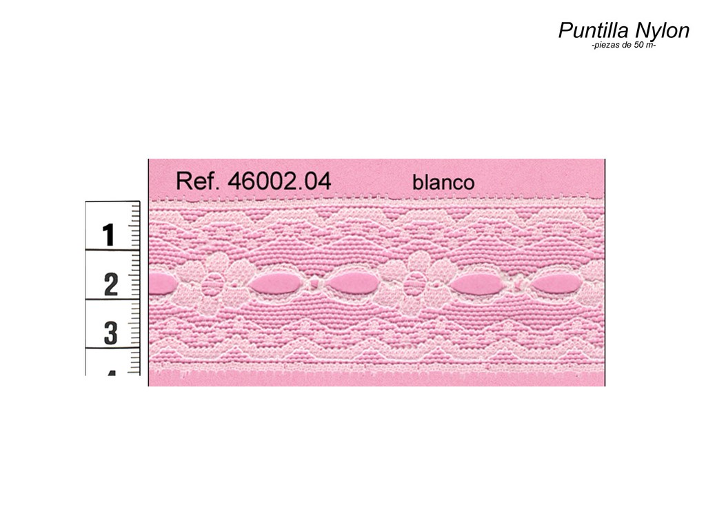 Puntilla nylon 46002.04