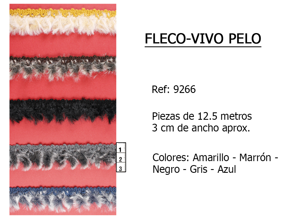 FLECO vivo pelo 9266