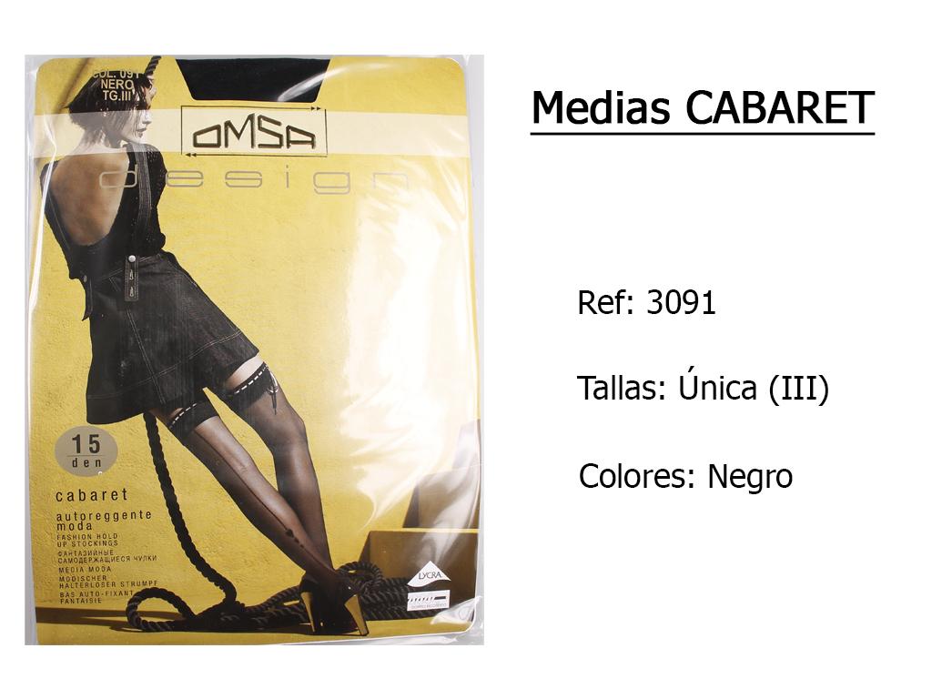 MEDIAS cabaret autoregente 3091