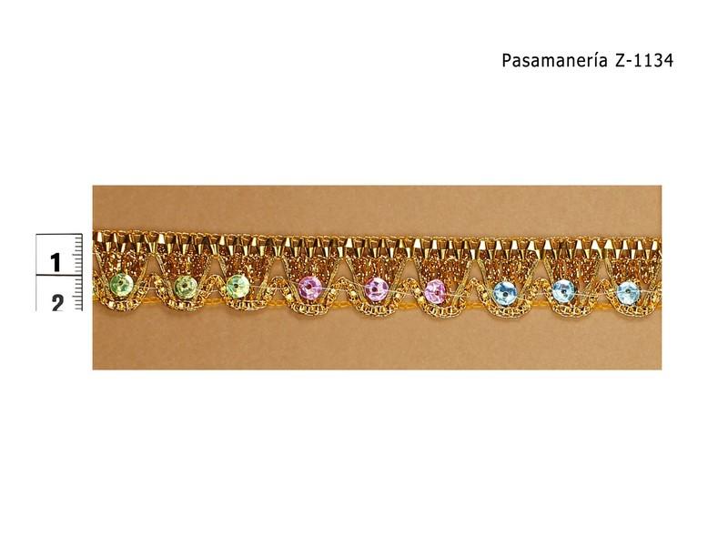 PASAMANERÍA Z-1134